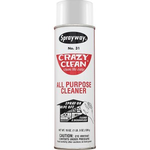 031 - Crazy Clean All Purpose Cleaner
