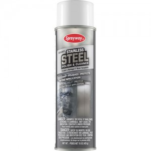 841 - Stainless Steel Polish & Cleaner